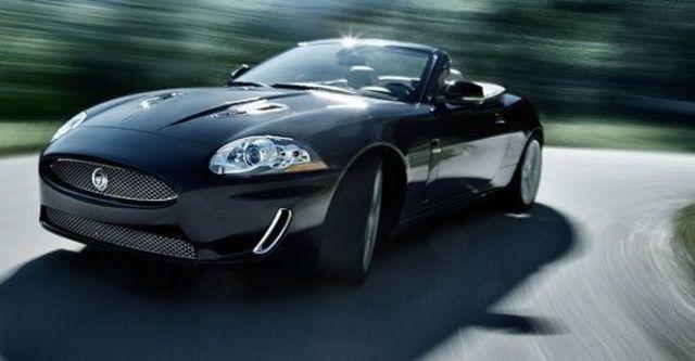 2012 Jaguar XKR 5.0 V8 SC Convertible  第1張相片