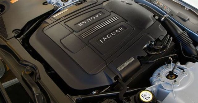 2012 Jaguar XKR 5.0 V8 SC Convertible  第5張相片