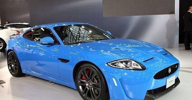 2012 Jaguar XKR S 5.0 V8 SC  第1張相片