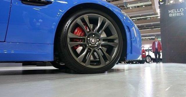 2012 Jaguar XKR S 5.0 V8 SC  第3張相片