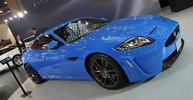 2012 Jaguar XKR S 5.0 V8 SC  第4張相片