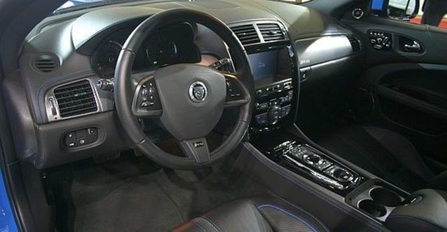 2012 Jaguar XKR S 5.0 V8 SC  第7張相片
