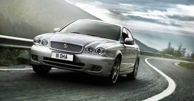 2011 Jaguar X-Type 3.0 AWD  第3張相片