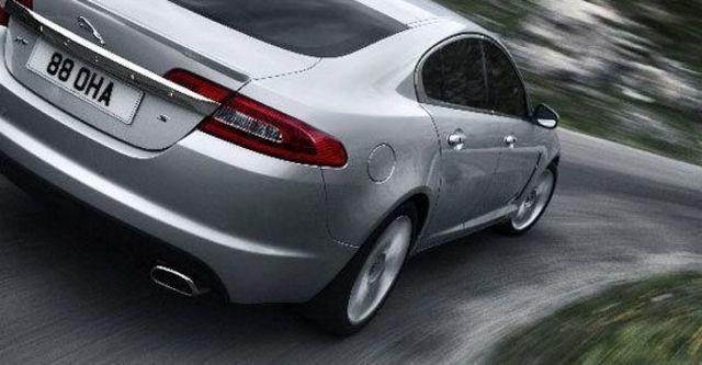 2011 Jaguar XF 3.0 TDV6 Premium  第3張相片