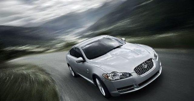 2011 Jaguar XF 3.0 TDV6 Premium  第6張相片