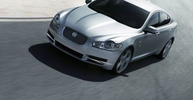 2011 Jaguar XF 3.0 V6 Luxury  第2張相片