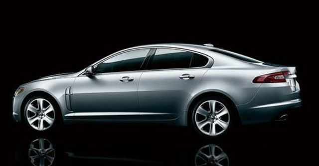 2011 Jaguar XF 3.0 V6 Luxury  第3張相片
