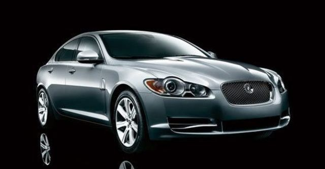 2011 Jaguar XF 3.0 V6 Luxury  第4張相片