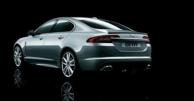 2011 Jaguar XF 3.0 V6 Luxury  第5張相片