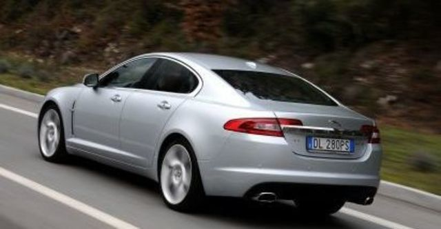 2011 Jaguar XF 3.0 V6 Luxury  第8張相片