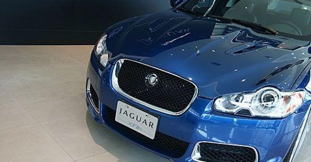 2011 Jaguar XF R 5.0 V8 SC  第3張相片