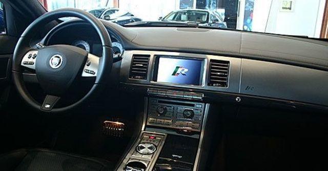 2011 Jaguar XF R 5.0 V8 SC  第6張相片