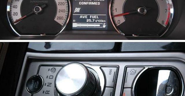 2011 Jaguar XF R 5.0 V8 SC  第8張相片
