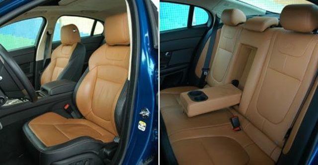 2011 Jaguar XF R 5.0 V8 SC  第10張相片