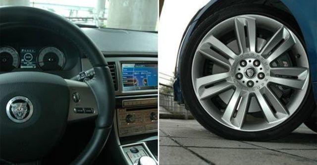 2011 Jaguar XF R 5.0 V8 SC  第11張相片