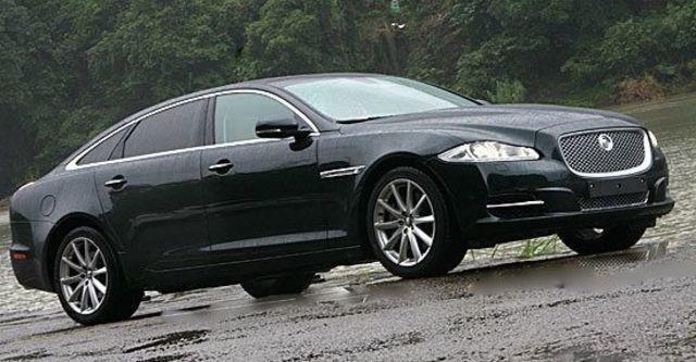 2011 Jaguar XJ 3.0 SuperV6 LWB Premium  第2張相片