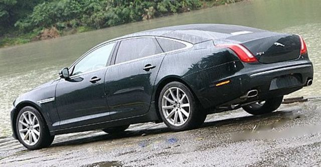 2011 Jaguar XJ 3.0 SuperV6 LWB Premium  第3張相片