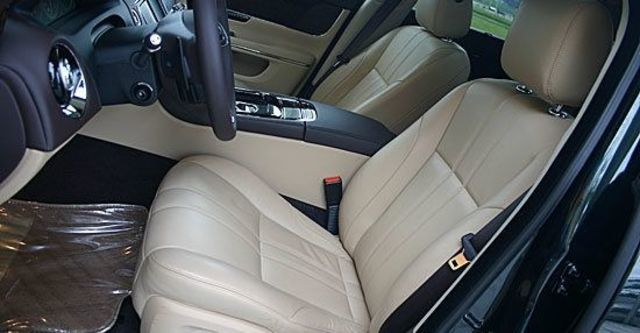 2011 Jaguar XJ 3.0 SuperV6 LWB Premium  第10張相片