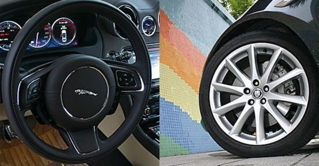 2011 Jaguar XJ 3.0 SuperV6 LWB Premium  第12張相片