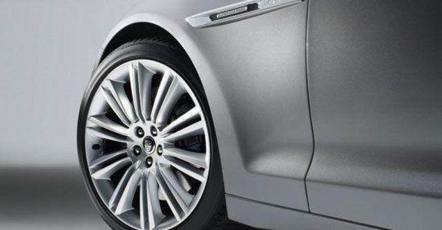 2011 Jaguar XJ 5.0 V8 SC LWB Supersport  第6張相片