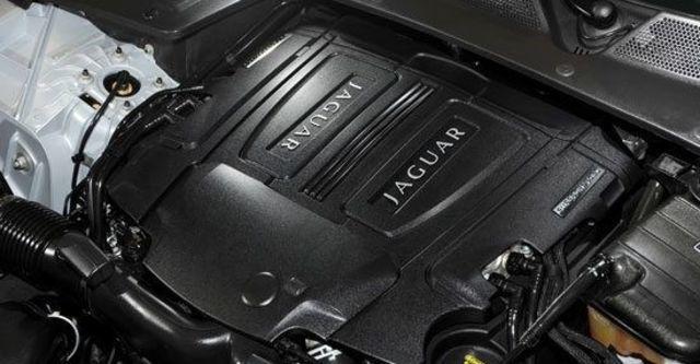 2011 Jaguar XJ 5.0 V8 SC LWB Supersport  第7張相片