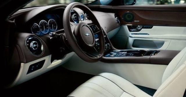 2011 Jaguar XJ 5.0 V8 SC LWB Supersport  第8張相片