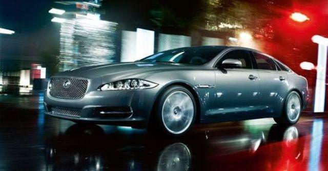 2011 Jaguar XJ 5.0 V8 SC LWB Supersport  第9張相片