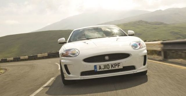 2011 Jaguar XKR 5.0 V8 SC Aero Speed  第1張相片