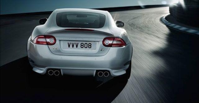 2011 Jaguar XKR 5.0 V8 SC Aero Speed  第3張相片