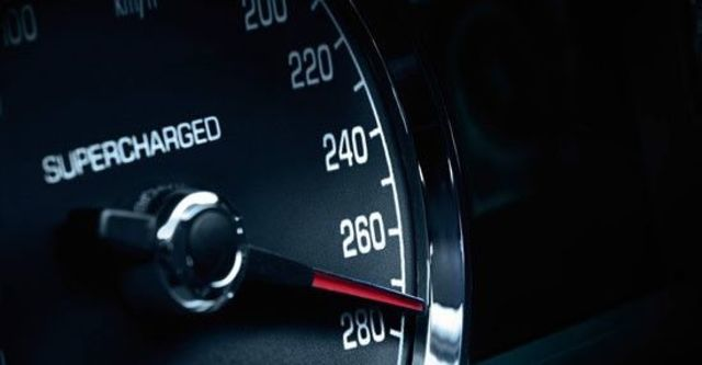 2011 Jaguar XKR 5.0 V8 SC Aero Speed  第4張相片