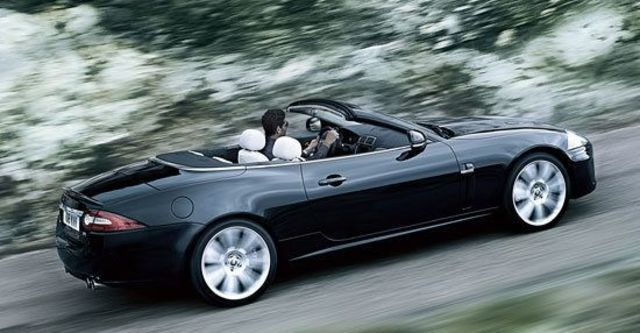 2011 Jaguar XKR 5.0 V8 SC Convertible  第3張相片