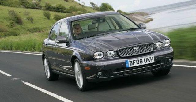 2010 Jaguar X-Type 3.0 AWD  第1張相片