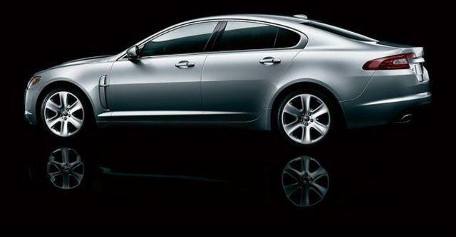 2010 Jaguar XF 3.0 Luxury  第3張相片