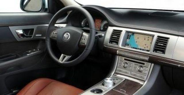 2010 Jaguar XF 3.0 Luxury  第4張相片