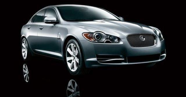 2010 Jaguar XF 3.0 Luxury  第10張相片