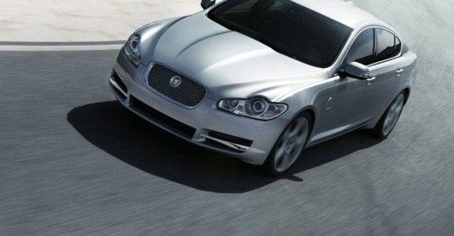 2010 Jaguar XF 3.0 Premium  第1張相片