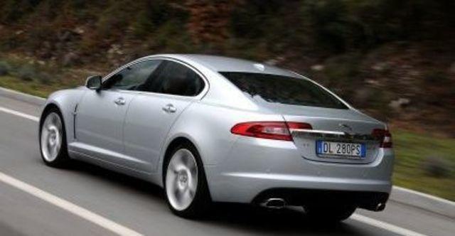 2010 Jaguar XF 3.0 TDV6 Premium  第9張相片