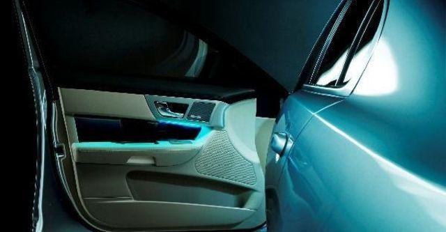 2010 Jaguar XF 3.0 TDV6 Premium  第10張相片
