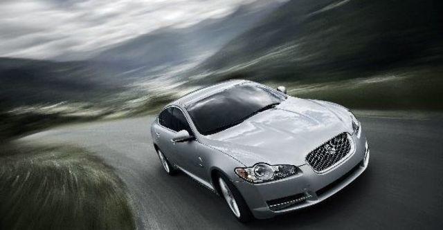 2010 Jaguar XF 3.0 TDV6 Premium  第12張相片