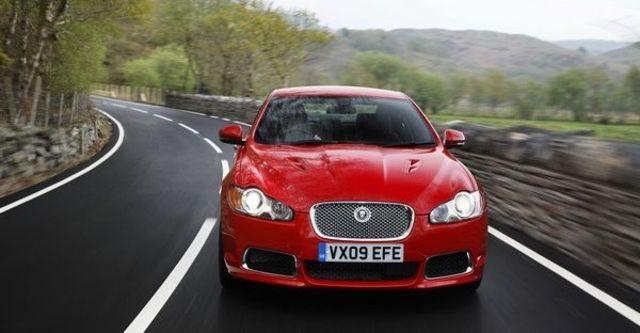 2010 Jaguar XF R 5.0 V8  第2張相片