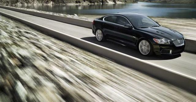 2010 Jaguar XF R 5.0 V8  第9張相片