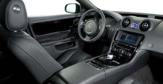 2010 Jaguar XJ 3.0 TDV6 LWB  第3張相片