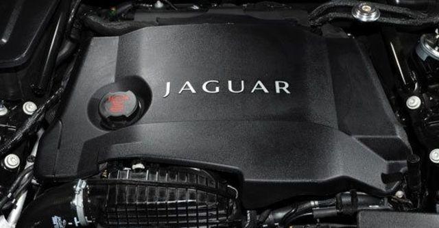 2010 Jaguar XJ 3.0 TDV6 LWB  第4張相片