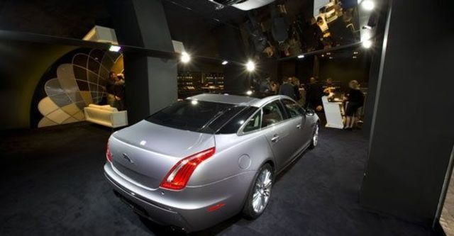 2010 Jaguar XJ 5.0 SuperSport LWB  第3張相片