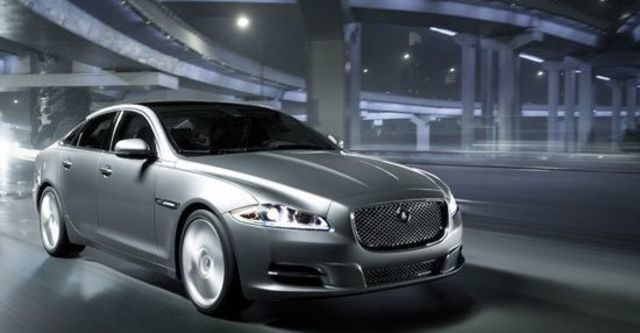 2010 Jaguar XJ 5.0 SuperSport LWB  第4張相片