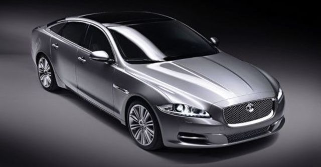 2010 Jaguar XJ 5.0 SuperSport LWB  第5張相片