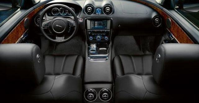 2010 Jaguar XJ 5.0 V8 LWB  第4張相片