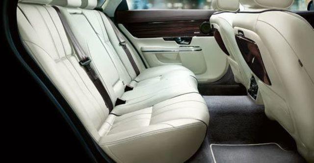 2010 Jaguar XJ 5.0 V8 LWB  第5張相片