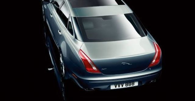 2010 Jaguar XJ 5.0 V8 LWB  第7張相片