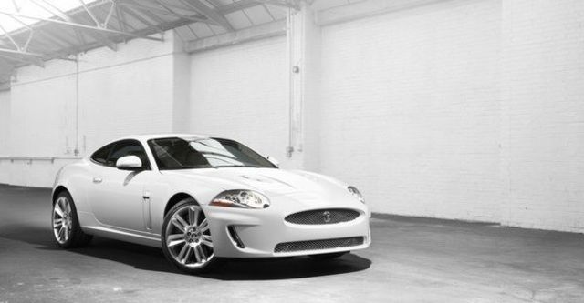 2010 Jaguar XKR 5.0 V8  第4張相片